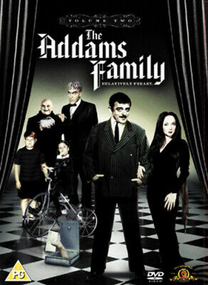 The Addams Family: Season 2 DVD (2007) Carolyn Jones, Lanfield (DIR) cert PG 3