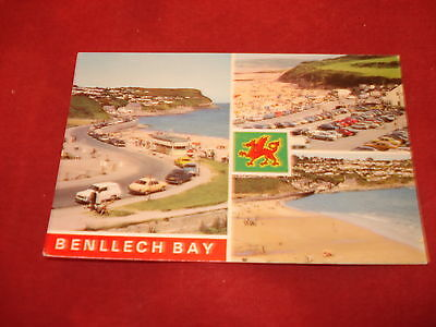 VINTAGE WALES: ANGLESEY BENLLECH BAY Multiview colour