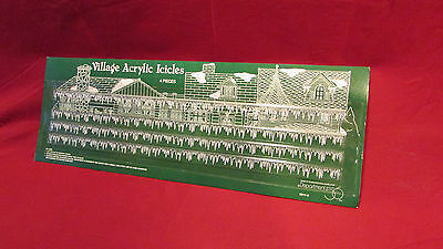 Icicles - NEW - G scale buildings