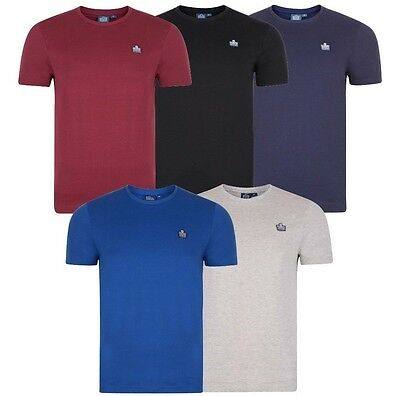 Men's New Admiral Logo T-Shirt Top Basic Cheap Bargain Value Cotton T-Shirts