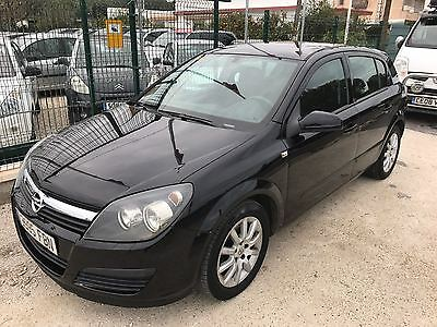 LHD Opel Astra 1.7 dcti Spanish Registered in Alicante Area