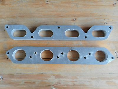 aluminium flanges for bmw 318is m42 and kawasaki zx12r throttle body