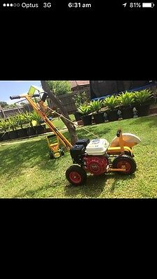 MEY Commercial Lawn Edger With Honda Engine