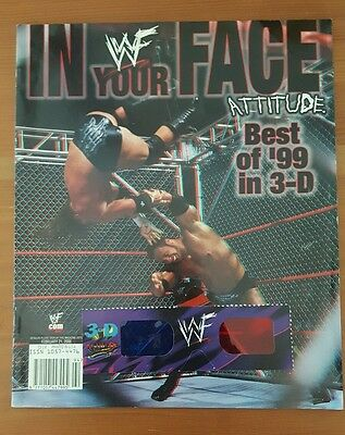 WWE magazine In your Face