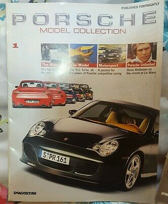 Porsche Collection Magazines