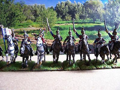 28mm metal Napoleonic French Cuirassiers