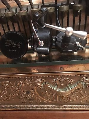 "Vintage :: Mitchell 308 "" Prince "" Fixed Spool Fishing Reel + Spare Spool"