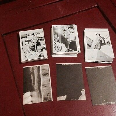 Man From UNCLE - NM complete 55 card set - Topps 1966