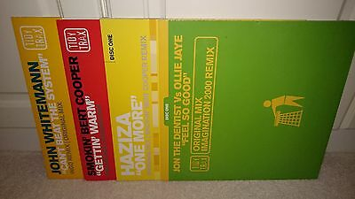 Tidy Trax 12 inches x4, great condition, selection of 4