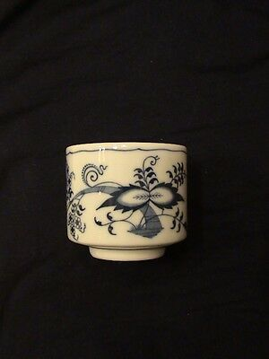 Blue Danube Blue Onion Cup from Cheese Server Set (Japan)