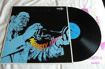 Muggsy Spanier - Lp Record - Lp Record - Coral Cp 101 - Immaculate'