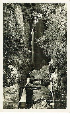 """RPPC Of """" Dungeon Ghyll """"  posted 1930"""