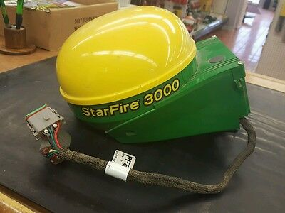John Deere Oem Used 3000 Starfire Receiver With Itc Shroud