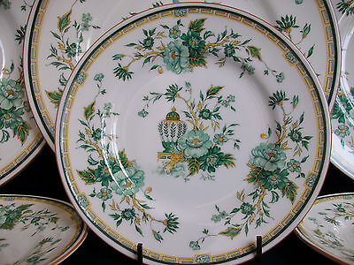 CROWN STAFFORDSHIRE KOWLOON (c.1974+) BREAD & BUTTER PLATE (s)- RARE! EXCELLENT!