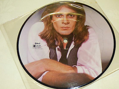 """Eddie Money: Maybe I'm A Fool,7"""" Picture Disc 1979 Promo 93KHJ Tower Records"""