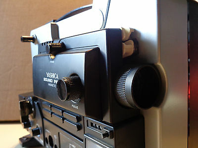 Proyector super 8 Yashica Sound 820 Magnetic