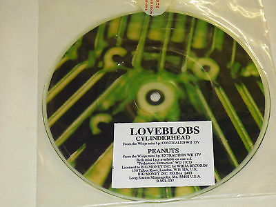 "Loveblobs: Cylinderhead, 7"" Picture Disc Single"