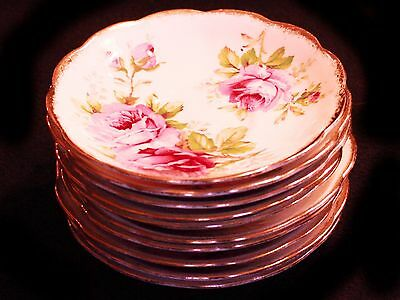 Royal Albert American Beauty Saucers (10 available)