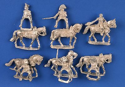 French Generals and officers 28mm Metal Perry Miniatures
