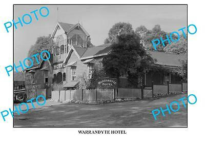 Large Photo Of Old Warrandyte Hotel, Victoria