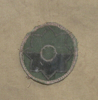 Theater Made? 9th Division Shoulder Patch