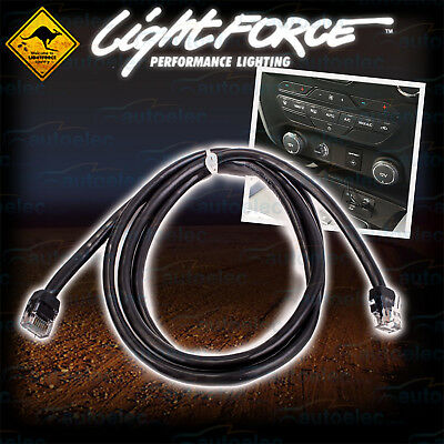 Redarc Towpro Lead For Lightforce Ford Ranger Px2 2015 Fascia Panel Kit Cbrj45