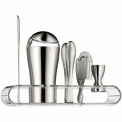 WMF 06 8692 6030 set accessori da bar 5 pezzi e supporto Loft Bar