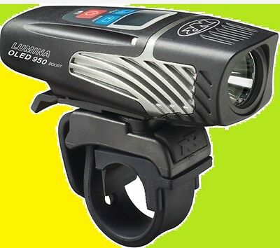 New in BOX NiteRider  Lumina OLED 950 BOOST Rechargeable Headlight 6755
