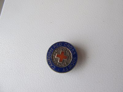 Canadian red Cross Blood Donor Service Pin