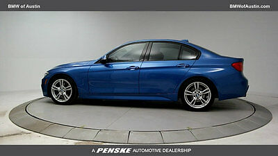 2014 BMW 3-Series 328i 328i 3 Series 4 dr Sedan Gasoline 2.0L 4 Cyl Estoril Blue Metallic