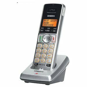 Uniden WDSS5305 5.8 GHz Single Line Cordless Expansion Handset Phone