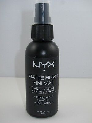 NYX Make Up Setting Spray- Matte Finish-MSS01+ Free Shipping