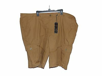 Helix Ripstop Cotton Cargo Shorts Size 54 Nwt