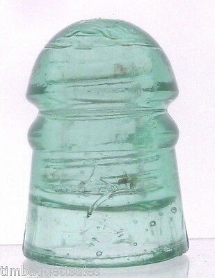 CD 102 embossed diamond     Smooth base - light green-  crude dome (a1112)