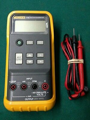 Fluke 715 Loop Calibrator Great Condition!