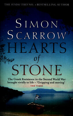 Hearts of stone by Simon Scarrow (Paperback)