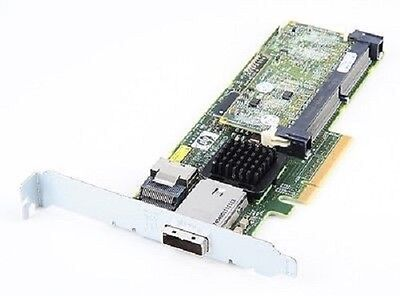 Hp Smart Array P212 Pci-E 2.0 X8 Sas Controller 462594-001