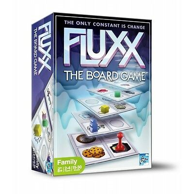 Fluxx The Board Game Brand New