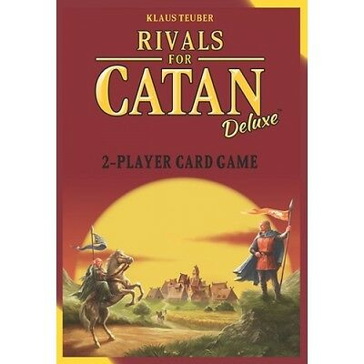 Rivals for Catan Deluxe Brand New