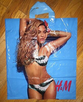 Beyonce H&M Swimming Suit Nylon Bag
