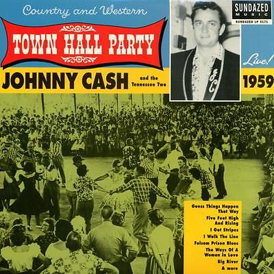 Sundazed - Live at Town Hall Party 1959