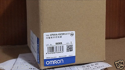 1PC New IN BOX Omron Programmable Controller PLC Module CPM1A-10CDR-A-V1 CPM1A10
