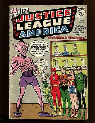 Justice League of America #11 VG Sekowsky Anderson Lord of Time