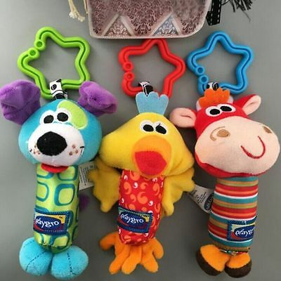 Stroller Hand Bell Bedside Bell Rattles Toys Rattles Tinkle Bed Hanging Bell