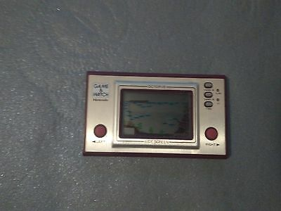 Nintendo game and watch Octopus