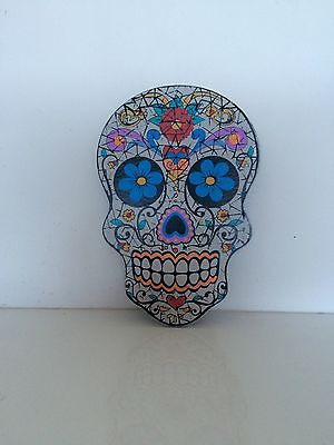 Day of the Dead Skull Wall Decor