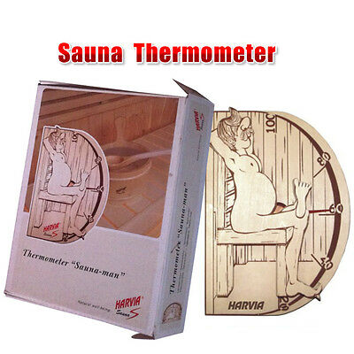 "Harvia Thermometer ""Sauna man"" WX015 Sauna Accessories"