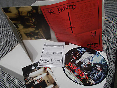 "IMPURITY Infernal Pit 7"" PICTURE DISC EP Ltd just 200 copies!! NWN Prod RARE!!!"