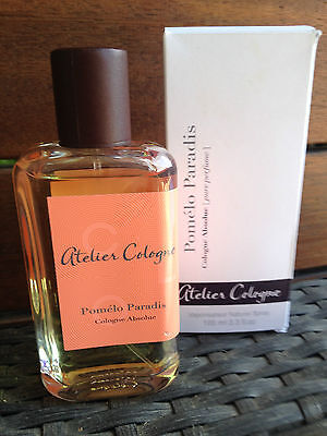 Pomelo Paradis Cologne Absolue Atelier Cologne 100ml in box