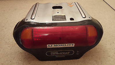 Battery Cover For Sterling Diamond Mobility Scooter Shroud Part
